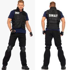 SWAT Commander Men's Costume Leg Avenue One Size